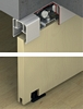 Slido Classic 120-P complete set for 1 door, without soft close