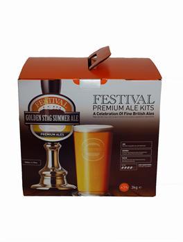 Festival Golden Stag Summer Ale Beer Kit