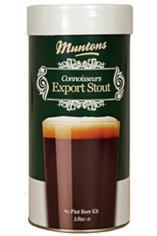 Muntons Connoisseurs Export Stout Beer Kit&categoryID=10845