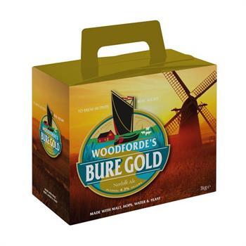Woodfordes Bure Gold Beer Kit