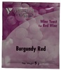 Youngs Dried Yeast - Burgundy Red