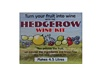 Complete Hedgerow Wine Kit