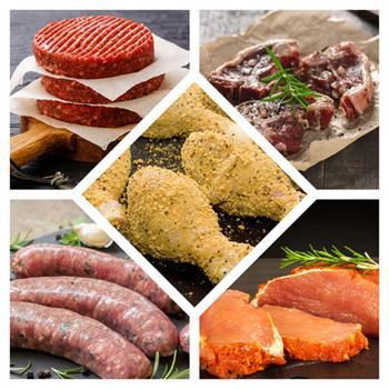 BBQ Favourites Meat Box