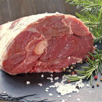 Leg of Lamb on the bone