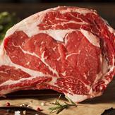 2 bone rib of beef