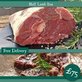 Half Lamb Meat Box