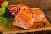Garlic Butter Marinated free range chicken thighs