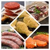 BBQ Favourites Meat Box