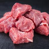 Diced Beef