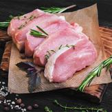 Free Range Reared Pork Loin Steak