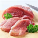 Free Range Reared Pork Leg Steak