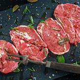 Boneless Leg of Lamb Steak