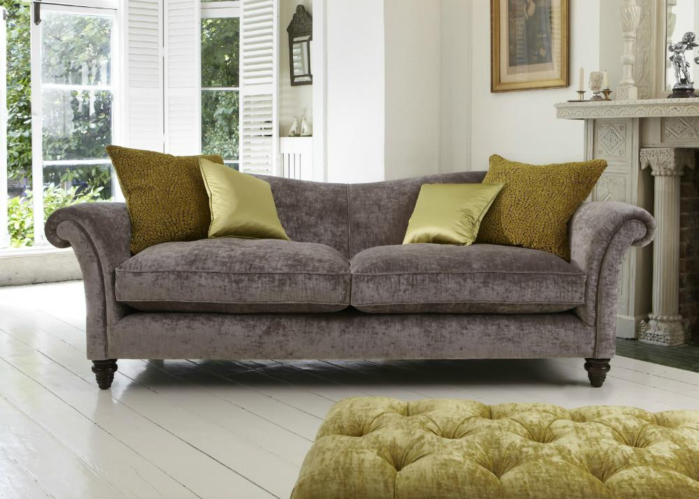 Attirant Maison Etienne Sofa Collection   Modena Velvet From Tannahill Furniture Ltd