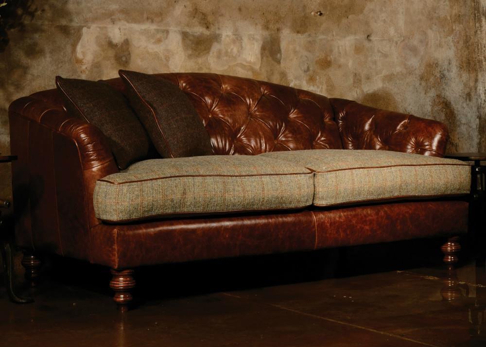 Tetrad Harris Tweed Dalmore Sofa Collection From Tannahill Furniture Ltd