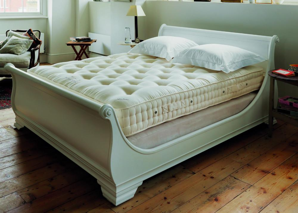 Vi Spring Beds Traditional Bedstead Mattress From