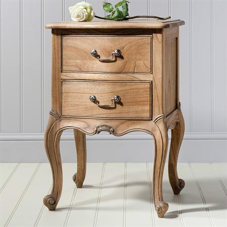 Chic Bedside Cabinet