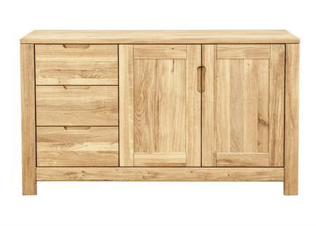 Lyon Medium 3 Drawer/2 Door Sideboard