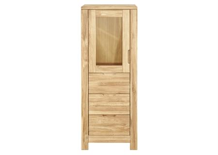 Lyon Small Highboard With 3 Drawers