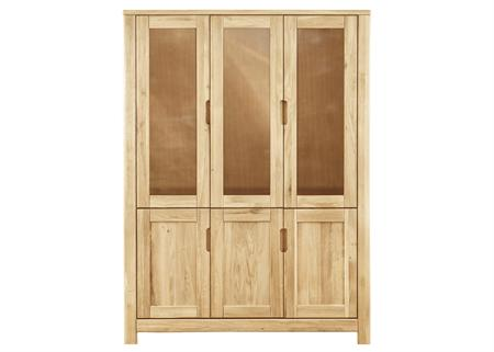 Lyon Large Display Cabinet
