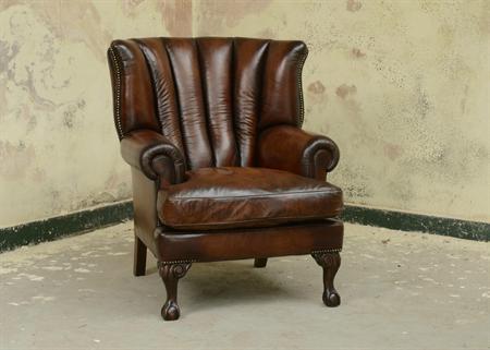 Merveilleux Tetrad Blake Wing Chair