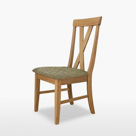 Big Cross Dining Chair