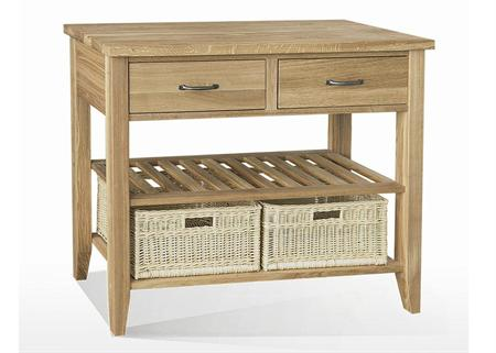 Windsor Double Basket Console Table