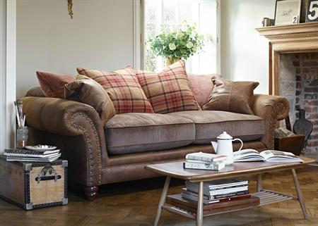 Alexander & James New Hudson Sofa Collection