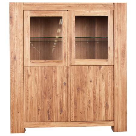 Massive 2 Door Display Cabinet