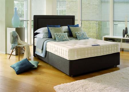 Hypnos Beds Posture Support Silk Divan Set