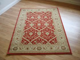 Ziegler Rugs 7707/Red
