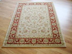 Ziegler Rugs 7709/Cream/Red