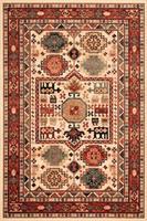 Kashqai Traditional Rugs 4306/100