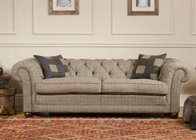 Tetrad Harris Tweed Castlebay Sofa