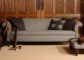 Tetrad Harris Tweed Bowmore Sofa Collection