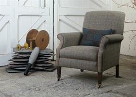 Tetrad Harris Tweed Bowmore Chair