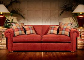 Duresta Woodbury Grand Sofa Collection