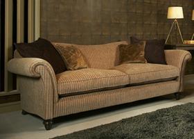 Maison Etienne Sofa Collection - Lilac Stripe