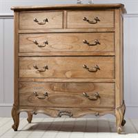Chic 5 Drawer Chest