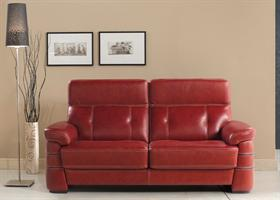 Bardi Madrid Leather Sofa Collection