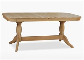 Lamont Double Pedestal Table