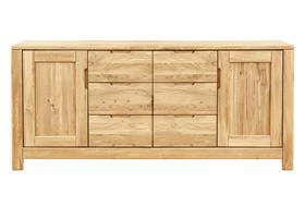 Lyon Large 2 Door/6 Drawer Sideboard