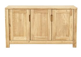 Lyon Medium 3 Door Sideboard