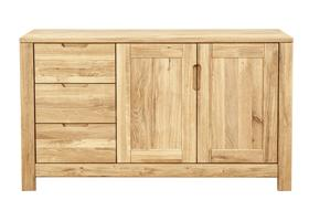 Lyon Medium 3 Drawer/2 Door Sideboard