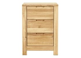 Lyon Small 3 Drawer Storage Cabinet