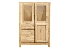 Lyon 3 Door/3 Drawer Highboard