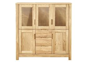 Lyon Large 5 Door/3 Drawer Highboard
