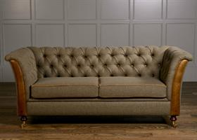 Caesar Sofa Collection - Glamis Opal
