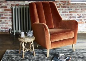Alexander & James Phoebe Accent Chair
