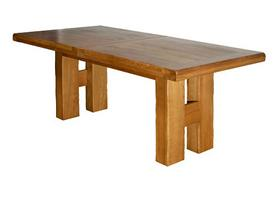 Camargue H Frame Dining Table