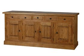 Camargue 4 door sideboard